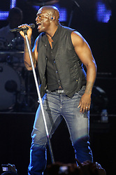 14.07.2010, Zadar, CRO, One of the most popular British singer and songwriter, Seal, had a concert in Zadar on Jazine. EXPA Pictures © 2010, PhotoCredit: EXPA/ nph/ Filip Brala / SPORTIDA PHOTO AGENCY