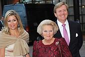 Koninklijke familie bij 50 jaar Nationale Ballet