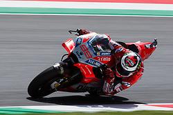 June 3, 2018 - Mugello, FI, Italy - Jorge Lorenzo of Ducati Team Winner of the MotoGP Oakley Grand Prix of Italy, at International  Circuit of Mugello, on May 31, 2018 in Mugello, Italy  (Credit Image: © Danilo Di Giovanni/NurPhoto via ZUMA Press)