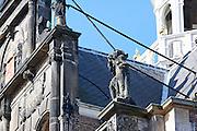 Oude stadhuis van Den Haag - Old city hall of The Hague, Netherlands