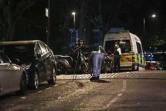 North Westminster Shooting Stabbing