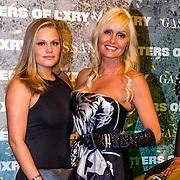 NLD/Amsterdam/20161208 - Vipnight 10de Masters of LXRY, Sophia de Boer en dochter