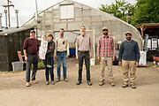Tom, Lively, Ashli and Jeremy Mueller, Tom Denison and Inder and Tal Singh