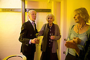 MURRAY MELVIN; RITA DAVIES; KATE MUTTON;  The Actors Centre's 30th Birthday Party. 1a Tower St, Covent Garden. London. 2nd November<br />