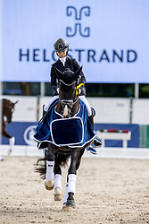 Möller Eva, GER, Danciero 7<br /> World Championship Young Horses Verden 2021<br /> © Hippo Foto - Dirk Caremans<br /> 26/08/2021