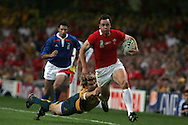 IRB Rugby World cup 2007   Wales v Australia<br /> picture by Andrew Orchard