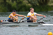 Race: 168  MaSF /G.2x  Final<br /> <br /> Peterborough Summer Regatta 2018 - Sunday<br /> <br /> To purchase this photo, or to see pricing information for Prints and Downloads, click the blue 'Add to Cart' button at the top-right of the page.