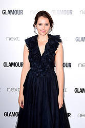 Felicity Jones in the press room at the Glamour Women of the Year Awards 2017, Berkeley Square Gardens, London.