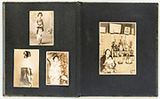 family photo album Japan from ca late 1940s through 1960s
