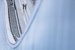 01.01.2021, Olympiaschanze, Garmisch Partenkirchen, GER, FIS Weltcup Skisprung, Vierschanzentournee, Garmisch Partenkirchen, Einzelbewerb, Herren, im Bild Severin Freund (GER) // Severin Freund of Germany during the men's individual competition for the Four Hills Tournament of FIS Ski Jumping World Cup at the Olympiaschanze in Garmisch Partenkirchen, Germany on 2021/01/01. EXPA Pictures © 2020, PhotoCredit: EXPA/ JFK