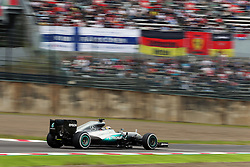 Lewis Hamilton (GBR) Mercedes AMG F1 W07 Hybrid.<br /> 08.10.2016. Formula 1 World Championship, Rd 17, Japanese Grand Prix, Suzuka, Japan, Qualifying Day.<br /> Copyright: Moy / XPB Images / action press