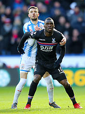 Huddersfield Town v Crystal Palace - 17 March 2018