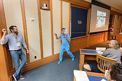 Yale Publishing Course : Magazines. Greenberg Conference Center at Yale University on 25 July 2016