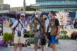 Bronkhorst Arnd, NED<br /> Olympic Games Tokyo 2021<br /> © Hippo Foto - Dirk Caremans<br /> 04/08/2021