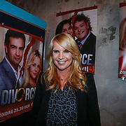 NLD/Amsterdam/20121210 - Persviewing Divorce, Linda de Mol