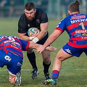 20200202 Rugby, Top12 : Petrarca Padova vs Rovigo