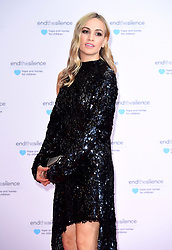 Carmen Jorda attending the End the Silence Charity Fundraiser at Abbey Road Studios, London.