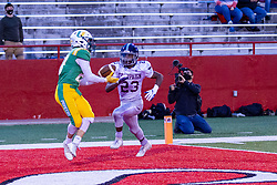 16 April 2021: Champaign Central Maroons at University High Pioneers at Hancock Stadium for a boys football game <br /> <br /> 20