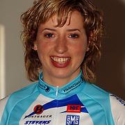 NLD/Oosterbeek/20060321 - Presentatie nieuwe dames wielerploeg Buitenpoort - Flexpoint Team, Loes Gunnewijk