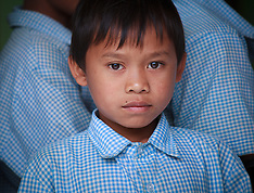 School at Darmaji, East Bali, Indonesia, 2011