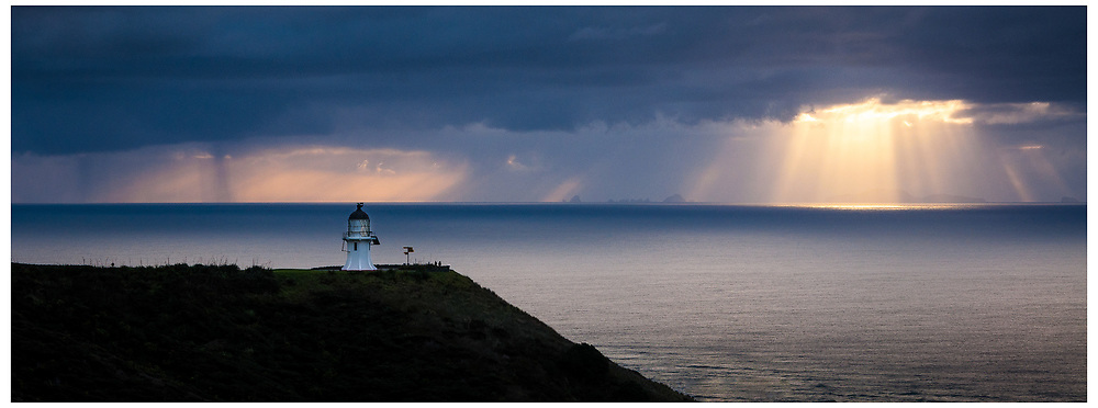 Cape Reinga Lighthouse, Northland.