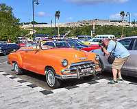 Havana Walkabout - Classic Taxi. Image taken with a Leica T camera and 23 mm f/2 lens.