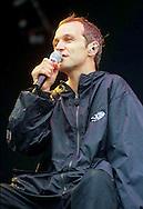 Tim Booth - James / V Festival 98, Hylands Park, Chelmsford, Essex, Britain - August 1998.