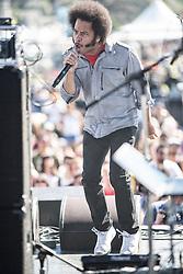 The Coup peform at The Treasure Island Music Festival - San Francisco, CA - 10/13/12