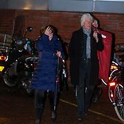 NLD/Amsterdam/20121203 - Jubileumgala 125 jaar theater Carre Amsterdam afgelast ivm overlijden van acteur Jeroen Willems, Paul van Vliet verlaat het pand