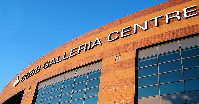 Cobb Galleria Centre - Smallwood, Reynolds, Stewart, Stewart & Associates Architects
