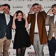 Virtual Reality teams attends the Raindance Opening Gala 2018 held at Vue West End, Leicester Square on September 26, 2018 in London, England.