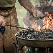 Blacksmith_Ed Carls