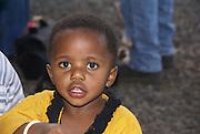 Rwanda, Children in an orphanage