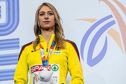 05-03-2017  SRB: European Athletics Championships indoor day 3, Belgrade<br /> Lisa Ryzih GER