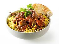 Lamb Bhuna curry  food stock pictures, photos fotos & images