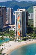 Hilton Hawaiian Village, Waikiki, Honolulu, Oahu, Hawaii