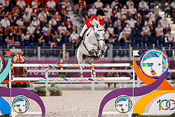 Diniz Luciana, POR, Vertigo Du Prelet, 379<br /> Olympic Games Tokyo 2021<br /> © Hippo Foto - Dirk Caremans<br /> 04/08/2021