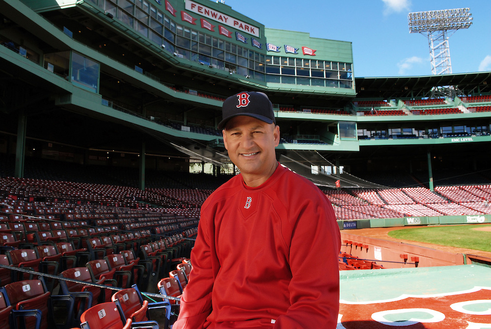 Terry Francona former manager of the Boston Red Sox