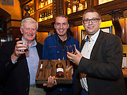 Scenes from Galway Whiskey Trail launch day where 10 pubs in Galway have a selection of the finest Irish Whiskies.<br /> Photo:Andrew Downes, xposure