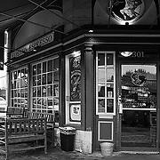 Best coffee in historic Old Towne Fredericksburg, VA - Hyperion Espresso.