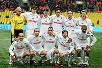 Fotball<br /> Lagbilde<br /> Foto: imago/Digitalsport<br /> NORWAY ONLY<br /> <br /> 03.03.2007 <br /> Lagbilde Spartak Moskva<br /> <br /> Mannschaftsbild Spartak Moskau