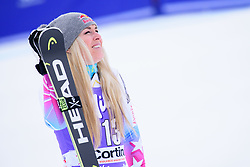 January 19, 2018 - Cortina D'Ampezzo, Dolimites, Italy - Lindsey Vonn of United States of America at the Cortina d'Ampezzo FIS World Cup in Cortina d'Ampezzo, Italy on January 19, 2018. (Credit Image: © Rok Rakun/Pacific Press via ZUMA Wire)