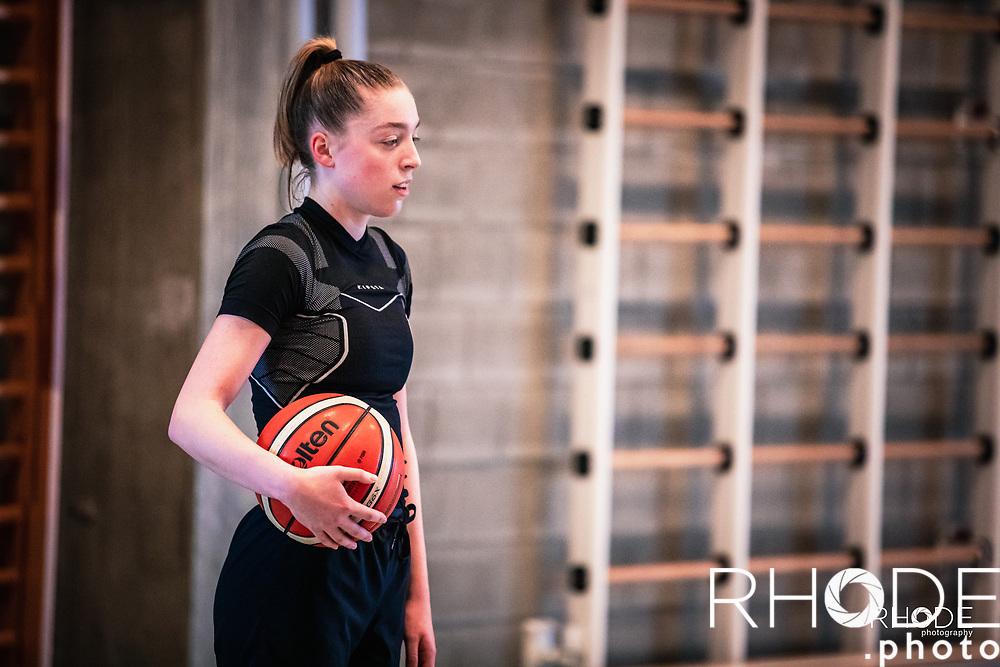 Corodo Basketball Individual Training Program with Anouk Geboers