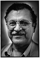 SULEYMANIYAH, KURDISTAN, IRAQ, 26.11.91.  Jalal Talabani, leader of the Patriotic Union of Kurdistan (PUK). ©Photo by Frits Meyst/NewsImages