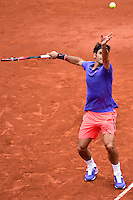 Roger FEDERER - 31.05.2015 - Jour 8 - Roland Garros 2015 <br />