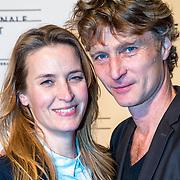NLD/Amsterdam/20180324 - inloop première Dutch Doubles ballet, Jetske van den Elsen en partner