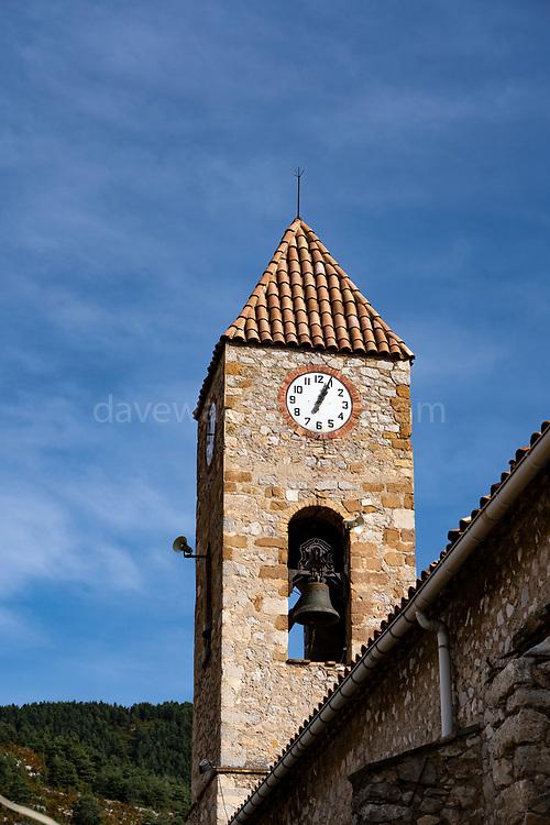 Església de la Mare de Déu de l'Assumpció, Gosol, Catalonia