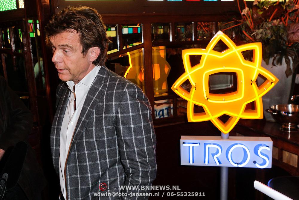 NLD/Hilversum/20120105 - Bekendmaking deelnemers Nationaal Songfestival 2012, John de Mol Jr.
