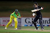 210407 White Ferns v Australia 2nd ODI