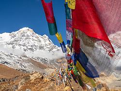 Annapurna Base Camp, Nepal.